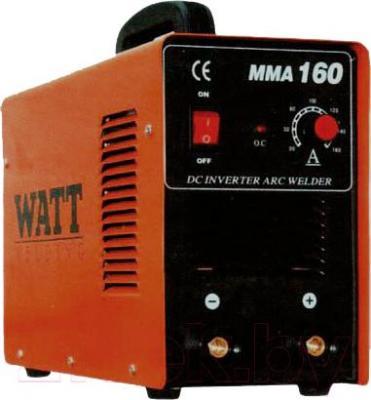 Инвертор сварочный Watt MMA-160 (12.160.032.00) - общий вид