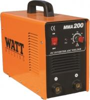 Инвертор сварочный Watt MMA-200 (12.200.042.00) -