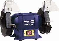 Профессиональный точильный станок Watt DSC-150 (21.350.150.00) -