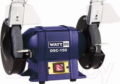 Профессиональный точильный станок Watt DSC-150 (21.350.150.00) - общий вид