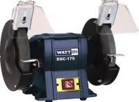 Профессиональный точильный станок Watt DSC-175 (21.400.175.00) -