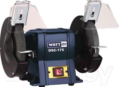 Профессиональный точильный станок Watt DSC-175 (21.400.175.00) - общий вид