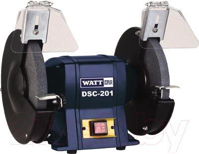 Профессиональный точильный станок Watt DSC-201 (21.400.200.00) - общий вид