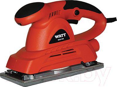 Фотография товара Вибрационная шлифовальная машина Watt