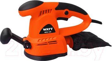 Эксцентриковая шлифовальная машина Watt WES-125 (4.430.125.00) - общий вид
