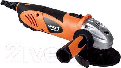 Угловая шлифовальная машина Watt WWS-650 (4.650.115.00) - общий вид