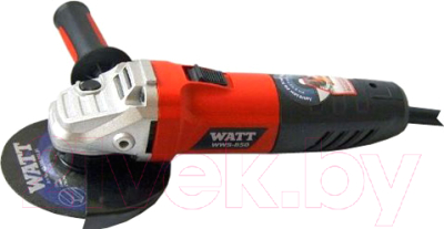 Угловая шлифовальная машина Watt WWS-850 (4.850.125.00)