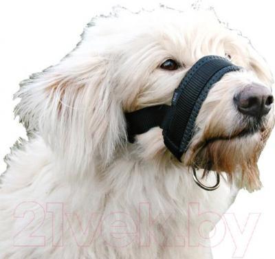 Намордник для собак Trixie 19281 (L, черный) - общий вид