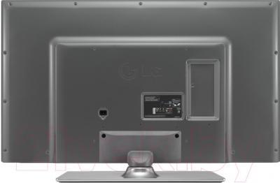 Телевизор LG 42LB658V - вид сзади