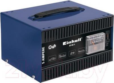 Зарядное устройство для аккумулятора Einhell BT-BC 5 (1056100) - общий вид