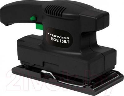 Вибрационная шлифовальная машина Einhell BOS 150/1 (4460590) - общий вид