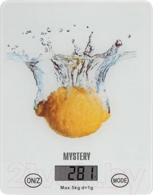 Кухонные весы Mystery MES-1819