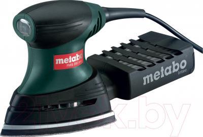 Дельтавидная шлифовальная машина Metabo FMS 200 Intec (600065500) - общий вид