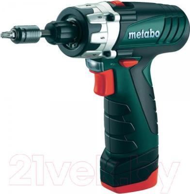 Профессиональная дрель-шуруповерт Metabo PowerMaxx 12 (600090500) - общий вид