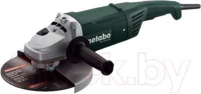 Профессиональная болгарка Metabo W 2200-230 (600335000) - общий вид