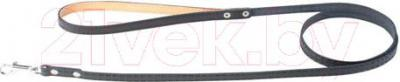 Поводок Collar 04491 (черный, непрошитый) - общий вид