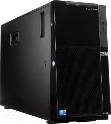 Сервер IBM System x E5-2609v2 (7383K6G) - общий вид