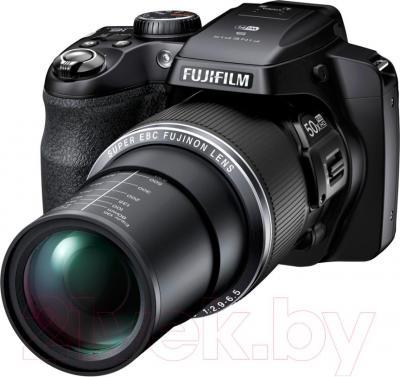 Компактный фотоаппарат Fujifilm FinePix S9400W (Black) - общий вид