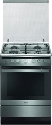 Кухонная плита Hansa FCGX62100 - общий вид