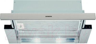 Вытяжка телескопическая Siemens LI23035SD - общий вид