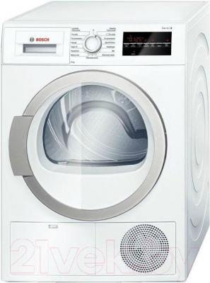 Сушильная машина Bosch WTG86400OE - общий вид