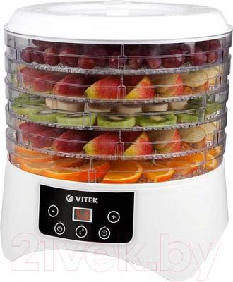 Сушка для овощей и фруктов Vitek VT-5050 - общий вид