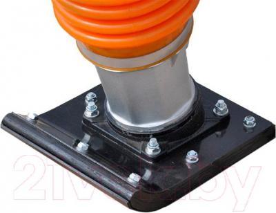 Виброплита Skiper RM-80 (Honda GX160) - рабочая поверхность