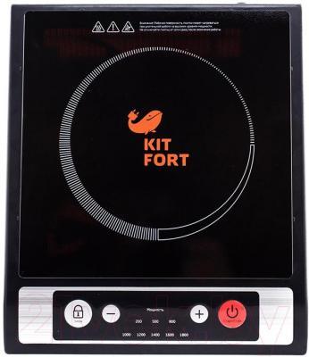 Электрическая настольная плита Kitfort KT-107
