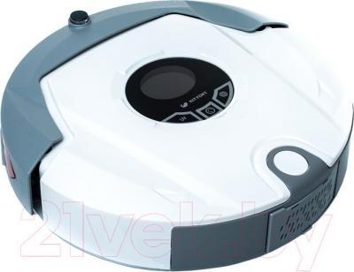 Робот-пылесос Kitfort KT-501 (белый)