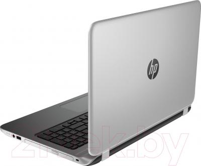 Ноутбук HP Pavilion 15-p059er (J1T92EA) - вид сзади