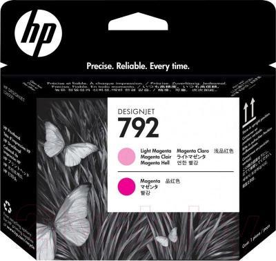 Печатающая головка HP CN704A - общий вид