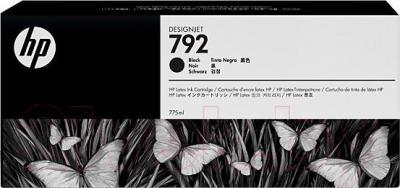 Картридж HP 792 (CN705A) - общий вид