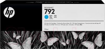 Картридж HP 792 (CN706A) - общий вид