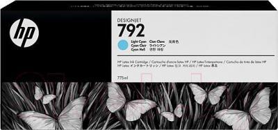 Картридж HP 792 (CN709A) - общий вид