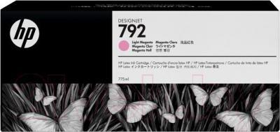 Картридж HP 792 (CN710A) - общий вид