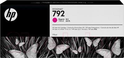 Картридж HP 792 (CN707A) - общий вид