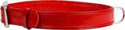 Ошейник Collar Brilliance 30073 (XS, красный) - общий вид