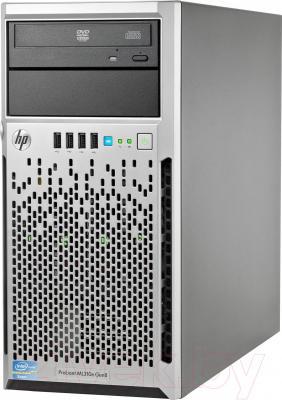 Сервер HP ML310eG8v2 (470065-807) - общий вид