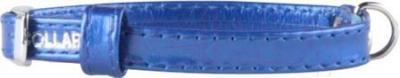 Ошейник Collar Brilliance 30382 (S, синий) - общий вид