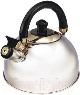 Чайник со свистком Bohmann BHL-645BK  - общий вид
