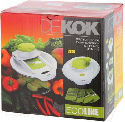Прибор для нарезки Dekok UKA-1115 - упаковка