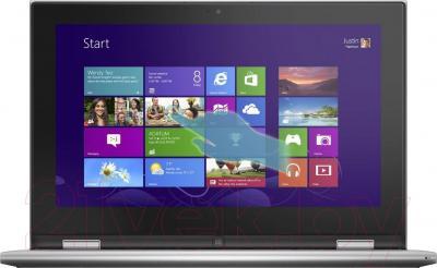 Ноутбук Dell Inspiron 11 3147 (3147-2087) - фронтальный вид