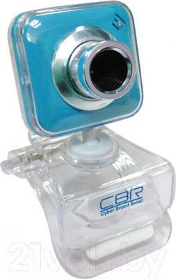 Веб-камера CBR CW-834M (Blue) - общий вид