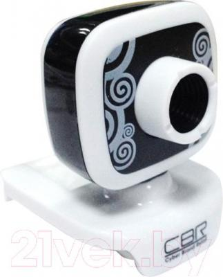 Веб-камера CBR CW-835M (Black) - общий вид