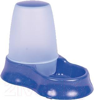 Кормушка механическая Trixie 24761 (0.6л, разные цвета) - общий вид