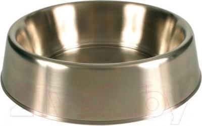 Миска для животных Trixie 24942 (с резиновым кольцом) - общий вид