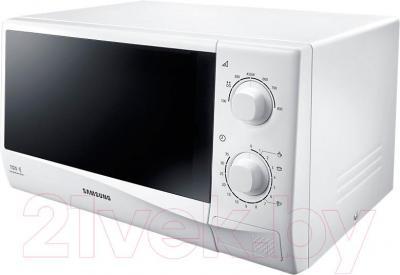 Микроволновая печь Samsung ME81KRW-2/BW - общий вид