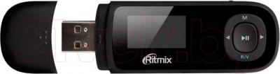 USB-плеер Ritmix RF-3450 (16Gb, черный) - общий вид