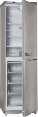 Холодильник с морозильником ATLANT МХМ 1845-08 - с открытой дверцой