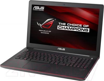 Ноутбук Asus G550JK-CN349D - вполоборота